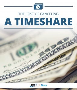 cost of canceling a timeshare