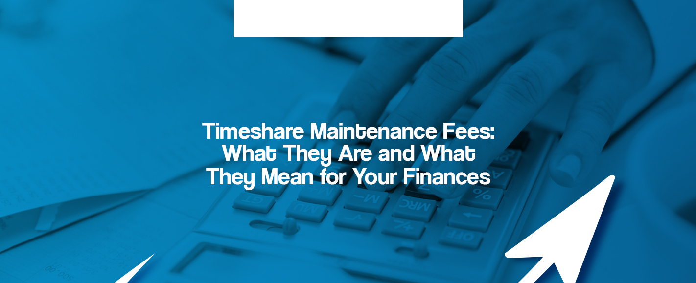 timeshare maintenance fees