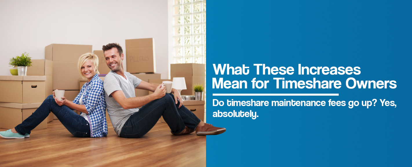 what timeshare maintenance fees mean for timeshare owners