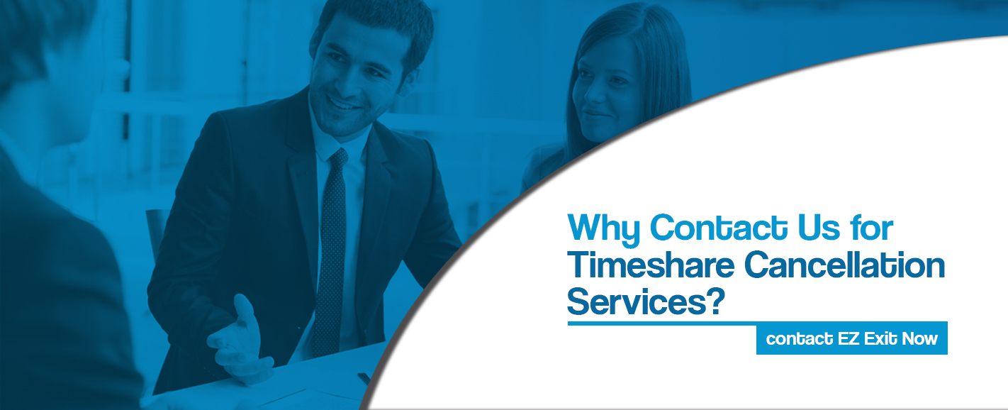 why contact a timeshare exiting company