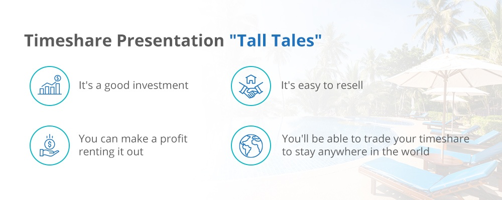 """Timeshare Presentation """"Tall Tales"""""""