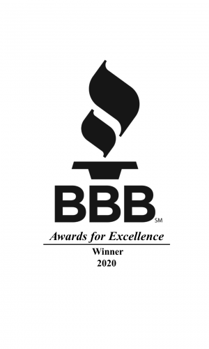 BBB 2020 Awards for Excellence Winner